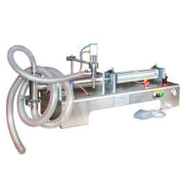 1.7-17OZ Semi-Auto Liquid Filling Machine a