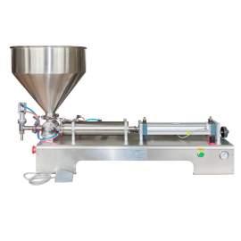 3.4-34OZ Semi-Auto Paste/Liquid Filling Machine b
