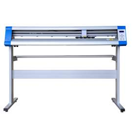 48'' High Speed Contour Vinyl Cutting Plotter Floor Stand With Signmaster