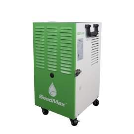 72 Pints Greenhouse Steel Portable Industrial Dehumidifier