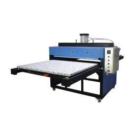 "39"" x 47"" Large Format Dual Platen Pneumatic Heat Press Machine"