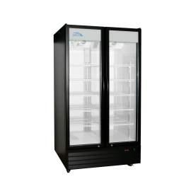 """44.5"""" Double Swing Door Merchandiser Refrigerator 31 cu.ft /880 L"""
