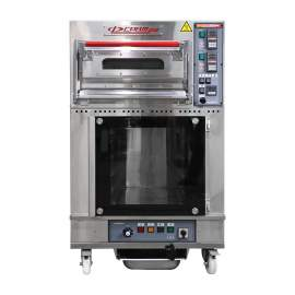 CPBM Double Deck Oven3 Pan 220V/3ph 5 Kw Made In Taiwan