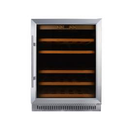 51 Bottles Single Zone Under counter Wine Cooler 5.4 cu.ft.