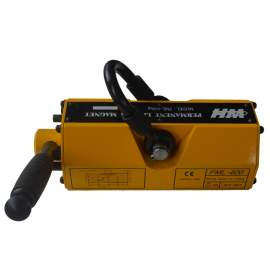 Permanent Magnetic Lifter 1320 LB/600 KG Capacity 3 Safety Coefficient