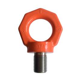"""High Quality Grade 80 Alloy Steel Lifting Eyebolt PC-UNC2 1/2"""" Forged"""