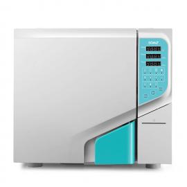 18L Desktop Steam Sterilizer Autoclave 3 Times Pre-Vacuum Class B
