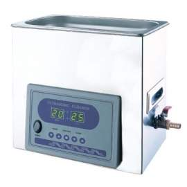1.1GAL 5L Heating Dental Ultrasonic Cleaner 120W