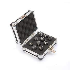 ER16-10PCS(1-10mm)Precision Spring Collet  Aluminum alloy box