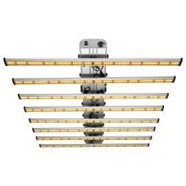 640W Cannabis LED Grow Light Full Spectrum Grow Lamp Waterproof IP65