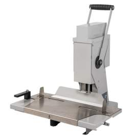 Electric Paper Drill Hole Punch machine