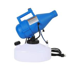 4.5L 1.2GAL Ultra Low Volume Disinfection Sprayer Cold Fogger