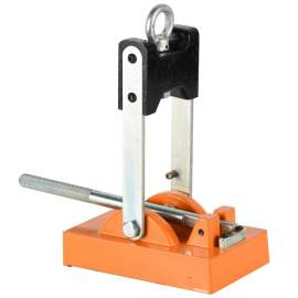 Permanent Magnetic Lifter Max. Rated Lifting Strength 550lbs