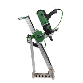 Concrete Drilling Machine 2200W & Drill Stand Maximum Drill Dia 202 mm