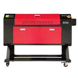 80W CO2 Laser Engraver And Cutter Engraving Machine P1