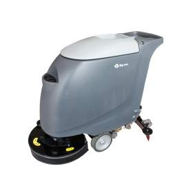 """18"""" 12Gal Auto Floor Scrubber  Traction Drive 24V/100 Ah"""