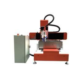 "16"" x 16"" Affordable Woodworking Desktop CNC Router Liquid Cooling"