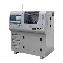 """WMT 8 1/4"""" x 4 1/8"""" CNC Lathe Box-Way Type Metal lathe GSK98Tdc"""
