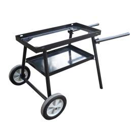 """Startools Stands for 4"""" Threading Machine Barrow Travelling Table"""