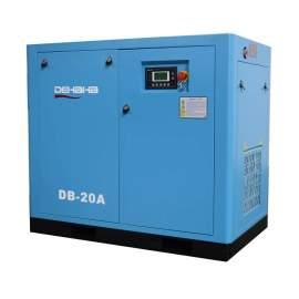 80.5CFM Rotary Screw Air Compressor 125PSI 20HP 230V 60HZ 3Phase