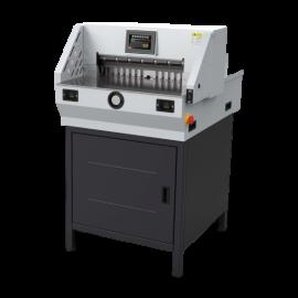 "Programmable Electric Paper Cutting Machine Max Cutting Width 19.3"""