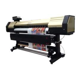 6ft Double Epson DX5 Heads Outdoor Eco Solvent Printer Machine