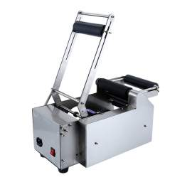MT-50 Semi-automatic Labeling Machine for Round Bottle