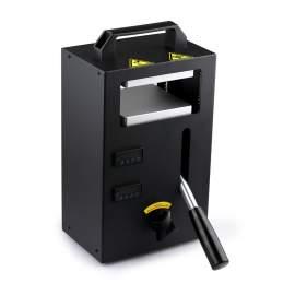 Rosin Press Machine 4.5x4.7Inch 4T Dual Aluminum Plates with Heat Insu