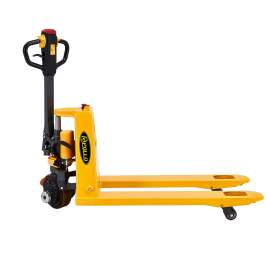 """Full Electric  Pallet Jack Truck 3300lbs Capacity 48"""" x27"""" Fork"""
