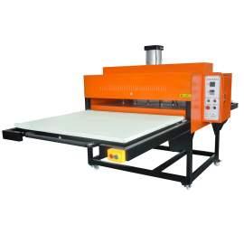 """39"""" X 47"""" Pneumatic Double Station Heat Press Machine 220V 100X120CM"""