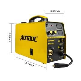 EMW528 Portable 110V Inverter Arc MIG 50-160A Welder For Vehicle
