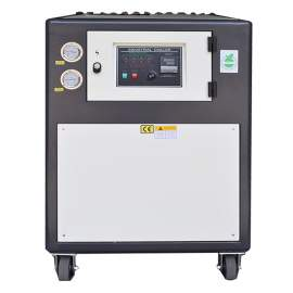 Water-cooled Industrial Chiller 10 HP 230V 3-Phase