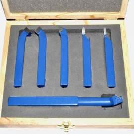 """12-279-A05 6 pcs  1/2"""" Carbide Tipped Tool Bit Set"""