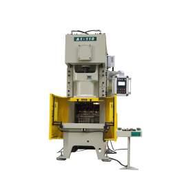 A1-110 110 Ton C-Frame Single Crank Cross Shaft Power Press