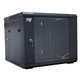 9U  Swing-out  Wall Mounted Network Enclosure  Rack 23.6''