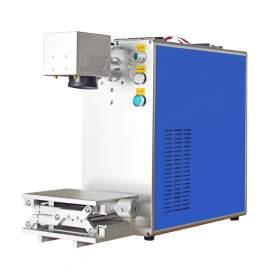 20W Integrated Fiber Laser Marking Machine USB Port P1