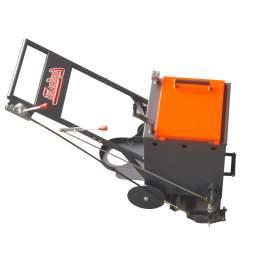Road Crack Sealing Machine Capacity 21 Gal Asphalt Crack Melter