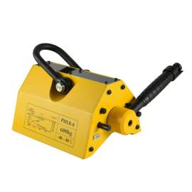 Permanent Magnetic Lifter 1320 lbs Lifting Magnet for Round Material