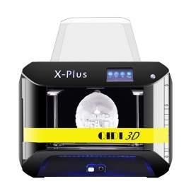"FDM 3D Printer Print Size 10.6"" x 7.9"" x 7.9"" High Precision Printing"