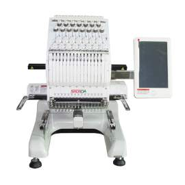 Automatic Trimming Embroidery Machine 15 Needle Hat Cap T-shirt Embroidery