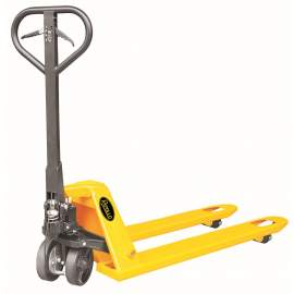 """Manual Pallet Jack Truck With Brake System  5500lbs Capacity 48""""Lx27""""W Fork BFB"""