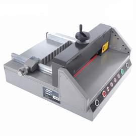 "Guillotine 12.99"" Electric Trimmer Desktop Paper Cutter"