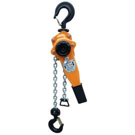 6 Ton 10 Ft. Lift Lever Chain Hoist (Black Oxide Chain)