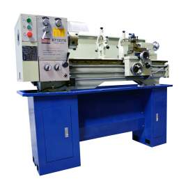 """Bolton Tools 13"""" x 37"""" Gear-Head, Gap Bed Lathe With Stand BT1337G"""