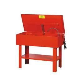 Auto Parts Washer 20 Gallon Cabinet Electric Solvent Pump Portable
