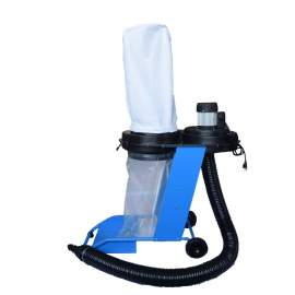 20 Gallon Portable Dust Collector System With Wheels 3/4 HP