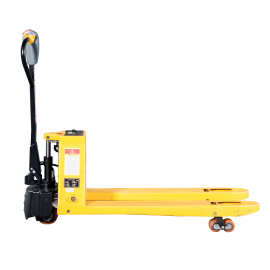"""Lithium Full Electric Pallet Jack Truck 3300lbs  48""""Lx27""""W Fork"""