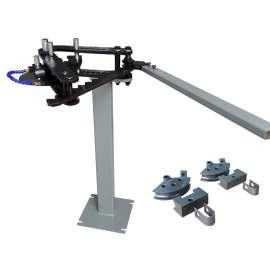 """2"""" Manual Operated Tube and Pipe Bender Bending 120 Degrees"""