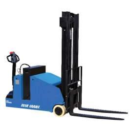 "Blue Giant 128"" Lift Walkie Counterbalanced Stacker BGL-22-128"