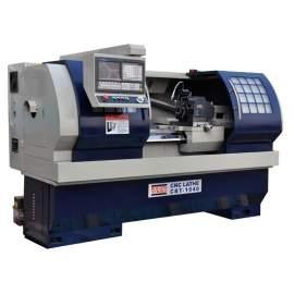 "Bolton Tools 16"" x 40"" CNC Metal Lathe 6 Way Tool Post & 2-3/8"" Bore | CBT1640"